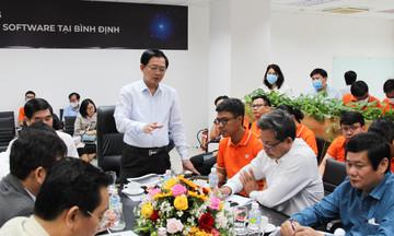 Bình Định đặt chiến lược hợp tác lâu dài với FPT