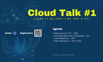 FPT Korea 'bắt tay' FPT Smart Cloud tổ chức talkshow về đám mây