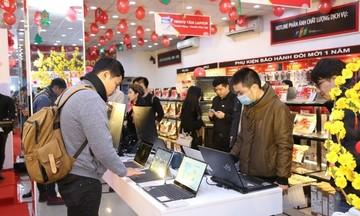 FPT Shop chiếm vị trí số 1 thị trường bán lẻ laptop gaming