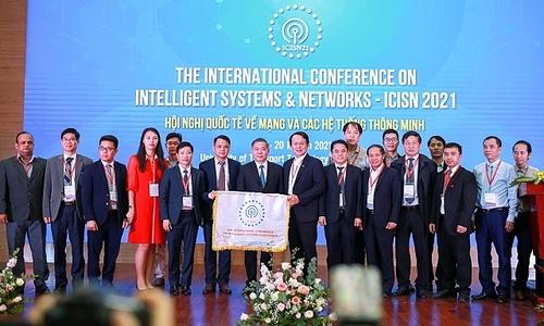 Swinburne Việt Nam đăng cai Hội nghị quốc tế về Mạng và Hệ thống thông minh