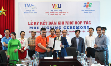 FPT Telecom Quảng Nam dành nhiều cơ hội việc làm cho sinh viên ĐH CNTT Việt - Hàn