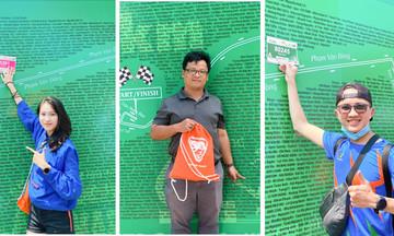 Chân chạy nhà F háo hức 'check-in' Tiền Phong Marathon 2021