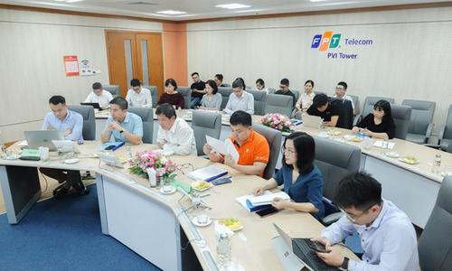 FPT Telecom Tower sẽ khởi công năm nay
