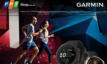 FPT Shop sắp ra mắt cửa hàng trải nghiệm Garmin đầu tiên tại Việt Nam