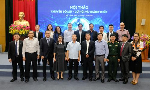 FPT đề xuất phương án thúc đẩy chuyển đổi số tỉnh Bắc Giang