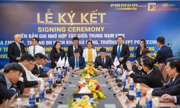 FPT Polytechnic Đà Nẵng hợp tác cung cấp nguồn lực với Tập đoàn Trung Nam
