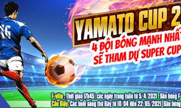 FPT Software Hà Nội khởi tranh giải bóng đá Yamato Cup