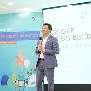 FPT Edu Biz khởi động hào hứng cùng Shark Hưng