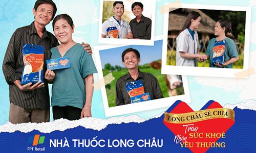 Nhà Bán lẻ khởi động 'Long Châu sẻ chia' với nhiều hoạt động cộng đồng
