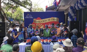 Trao tặng 70.000 phần quà, 'Long Châu sẻ chia' chính thức ra mắt