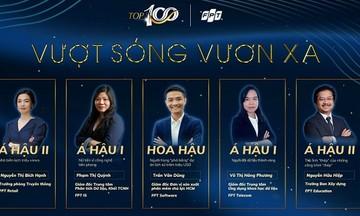 Hé lộ hành trình 'vượt sóng' vinh danh Top 100 'thuỷ thủ' FPT 2020
