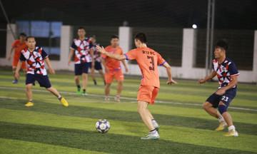 'Mưa' bàn thắng trong ngày khai mạc giải bóng đá FSOFT Close Đà Nẵng