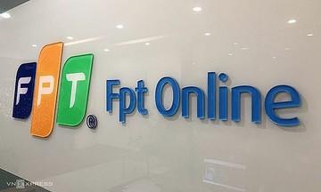 FPT Online: Lãi sau thuế quý I tăng 12%