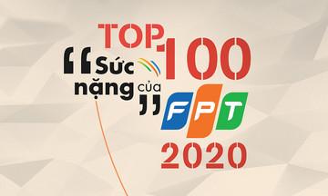 'Sức nặng' của Top 100 FPT 2020