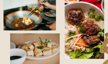 Khám phá ẩm thực tại F-Ville