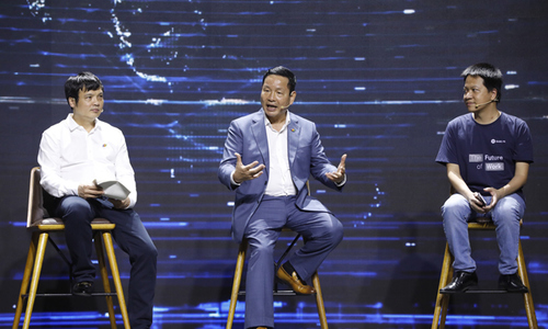 Anh Trương Gia Bình: 'FPT chắp cánh Base bay'