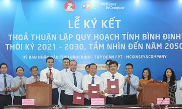 FPT bắt tay quy hoạch Bình Định thành trung tâm kinh tế của miền Trung