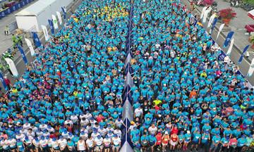 VnExpress Marathon Quy Nhơn 2021 dời sang 4/7