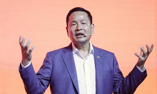 Anh Trương Gia Bình: 'Không có công thức cho chuyển đổi số'