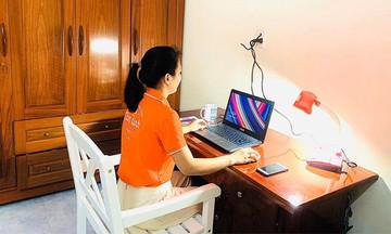 54% người F đang làm việc tại nhà