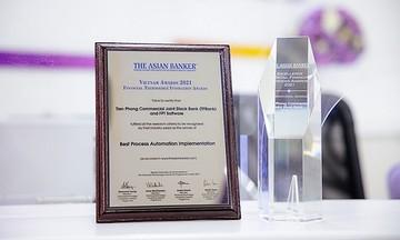 akaBot giành giải The Asian Banker 2021