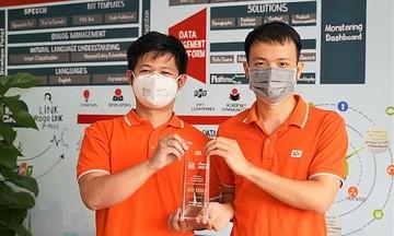 FPT Smart Cloud và FPT IS cùng giành giải Vàng iKhiến số 2