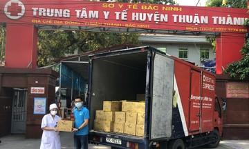 Quỹ Hy vọng tiếp sức cho tâm dịch Bắc Ninh