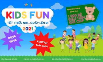 'KIDS FUN' cùng FPT Software Small vượt dịch