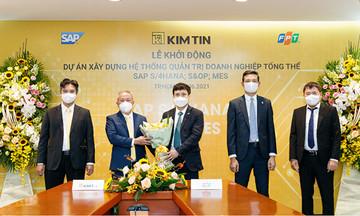 Tập đoàn Kim Tín đầu tư 5 triệu USD cho dự án chuyển đổi số toàn diện