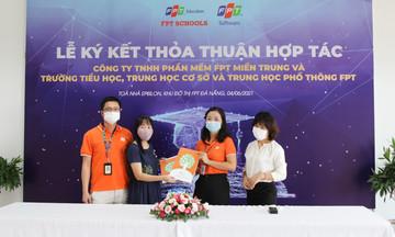 Con CBNV FPT Software Đà Nẵng được ưu đãi 20% học phí ở FSchool