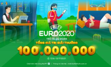 Người Phần mềm trổ tài dự đoán Euro 2020 với tổng giải thưởng 100.000 gold