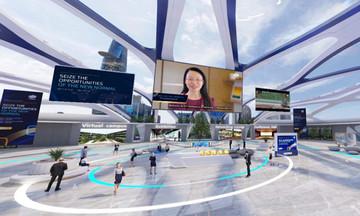 FPT Software ứng dụng thực tế ảo tổ chức hội nghị kinh doanh toàn cầu