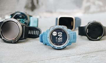 FPT Shop mạnh tay giảm 10% toàn bộ đồng hồ Garmin