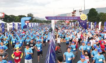 VnExpress Marathon Quy Nhơn tiếp tục dời sang 22/8