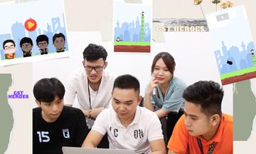 FPT Software làm game 'cà khịa' sếp để nhân viên giải trí mùa dịch
