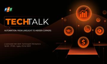 FPT tổ chức chuỗi sự kiện công nghệ Tech Talk