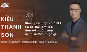Từ sinh viên công nghệ đến quản lý dự án năm 25 tuổi