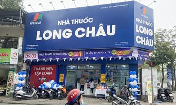 FPT Retail muốn xây hệ thống logistic cho chuỗi nhà thuốc Long Châu