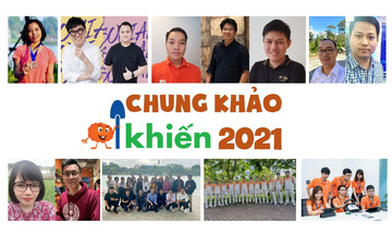 8 ứng viên 'đáng gờm' cạnh tranh tại iKhiến số 4