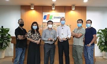 Synnex FPT giành giải nhà phân phối xuất sắc từ Dell Technologies Việt Nam