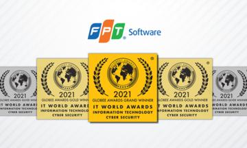 FPT Software thắng loạt giải thưởng IT World 2021