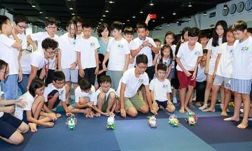 FCT Club: đào tạo lập trình miễn phí cho học viên 13-15 tuổi