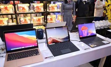 FPT Shop chiếm 31% thị phần bán lẻ laptop toàn quốc