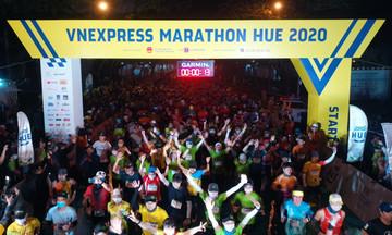 VnExpress Marathon Huế ấn định tổ chức vào tháng 4/2022