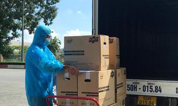 FPT tặng thiết bị CNTT và hạ tầng cho bệnh viện dã chiến 10.000 giường