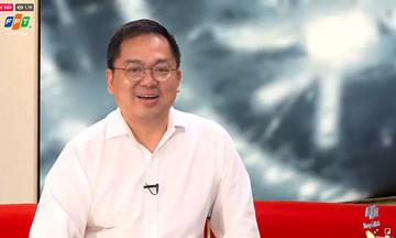 Chủ tịch Hoàng Nam Tiến: 'Logo FPT Telecom sẽ xuất hiện nhiều hơn trên thiết bị di động'