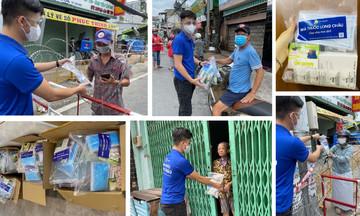 FPT Long Châu tài trợ thuốc cho F0 và F1 cách ly tại nhà