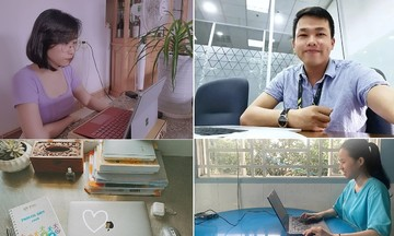 Trải nghiệm của người FPT Sài Gòn về quê WFH và tránh dịch
