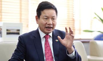 Anh Trương Gia Bình: 'FPT phải nhận những thách thức lớn hơn, giải những bài toán lớn hơn'