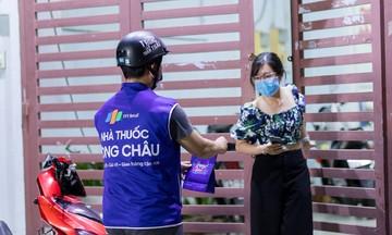 Các tỉnh thành tăng cường giãn cách, FPT Long Châu giao thuốc tận nhà